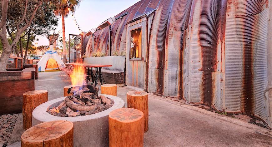 Campfire restaurant Carlsbad