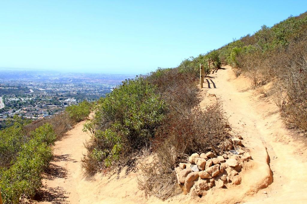 Cowles Mountain Trail
